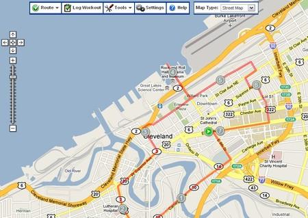 Map My Run Leading Hands Through Technology